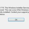 Ошибка Windows installer при установке Крипто Про на Windows 10