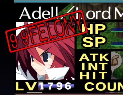Adel 99 Felony