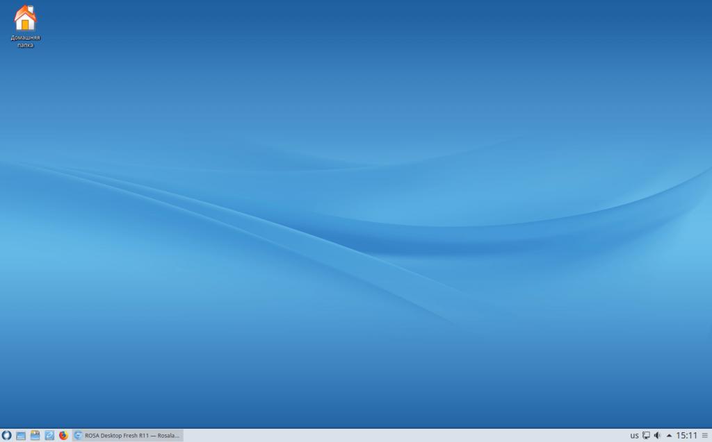 ROSA Linux Plasma 5