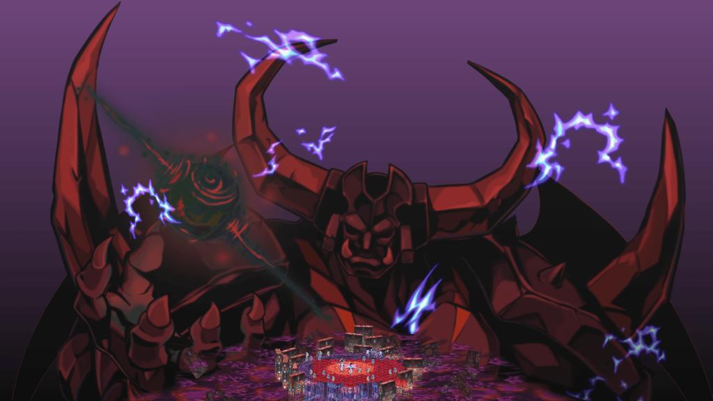 Disgaea 5: Complete: Руководство на русском, как убить Баала (How to kill Baal)