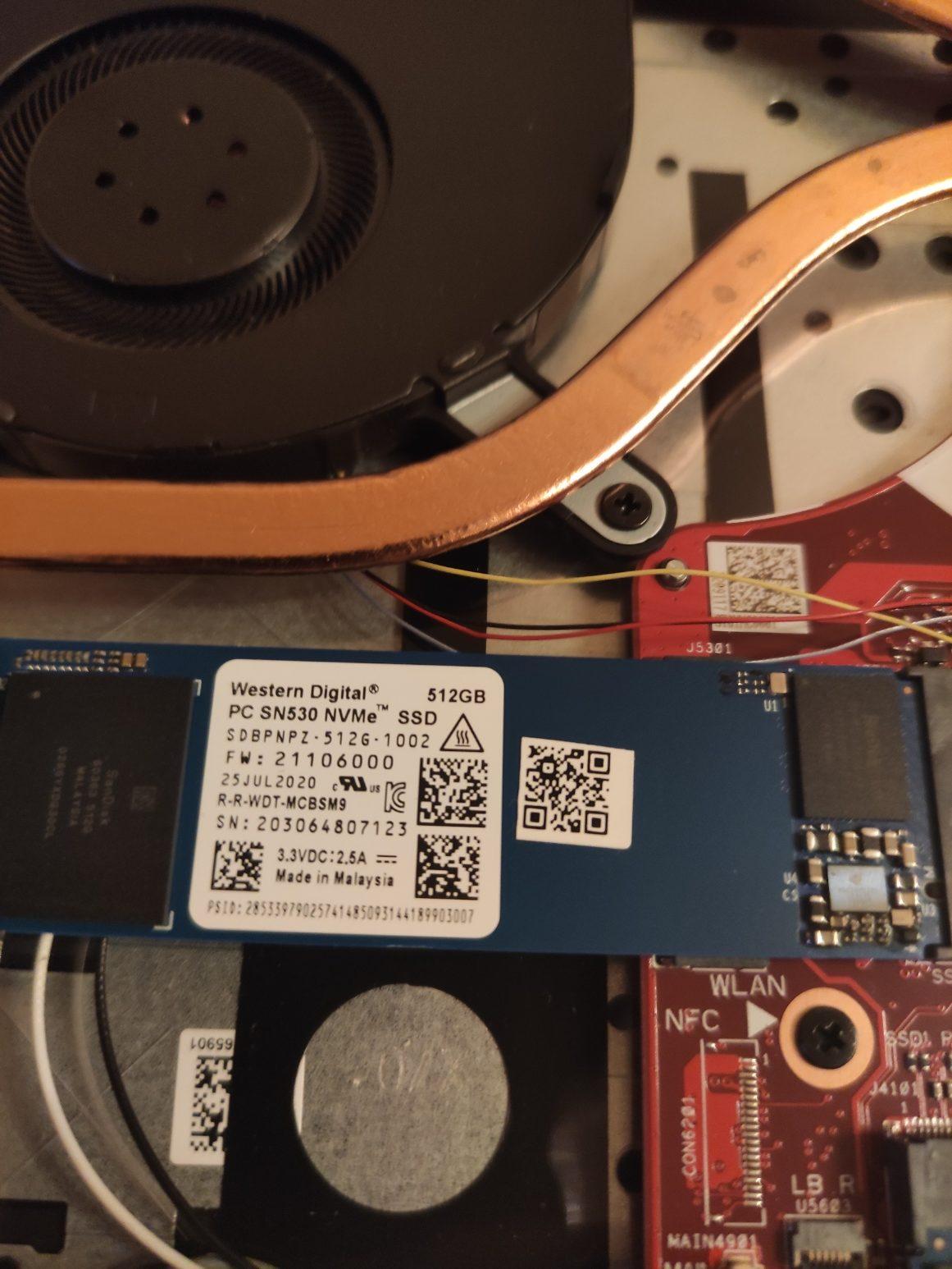 Частный обзор ноутбука ASUS ROG Strix G17 G712LW-EV013