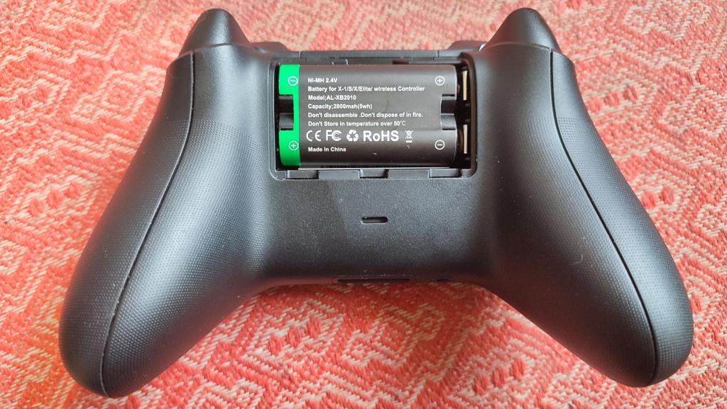 Battery Set для контроллеров Xbox с Aliexpress